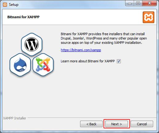 آموزش نصب xampp نصب وردپرس بر روی لوکال هاست